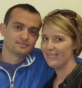 Mark and Julie Marku